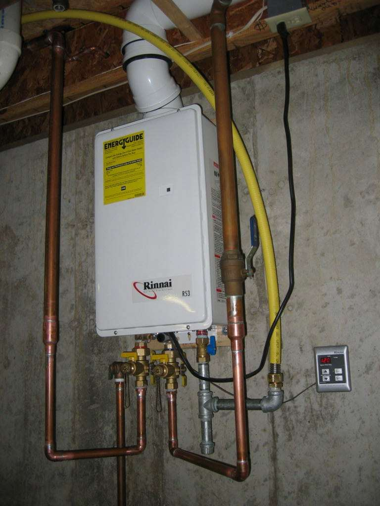 Alyssumhugu Rinnai Tankless Water Heater Gas Or Electric