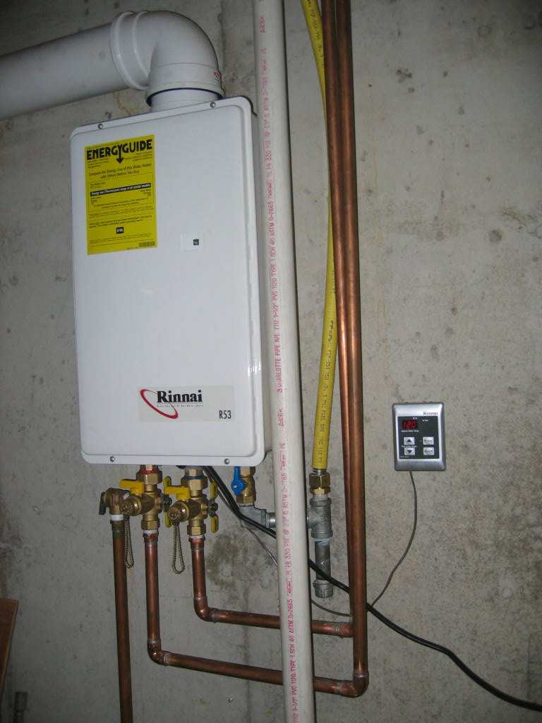 Gas Water Heater Junkers Tankless Gas Water Heater
